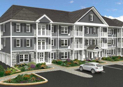 Heron Pointe Apartment Project, Grand Island, NY